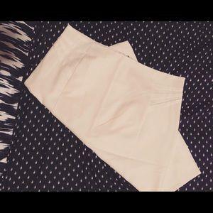 Ney York & Company White Skirt